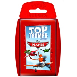 Winning Moves Top Trumps Disney Planes