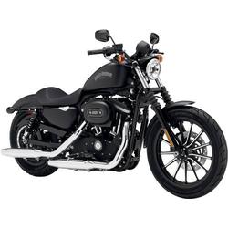 Maisto Modellmotorrad Harley Davidson 13 Sportster Iron 883 1:12 Modellmotorrad