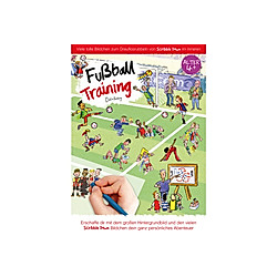 Scribble Down - Fußball Training