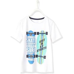 vertbaudet T-Shirt T-Shirt für Jungen 116
