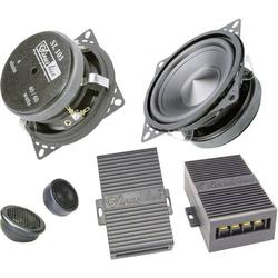 Sinuslive SL-105 2-Wege Einbaulautsprecher-Set 100W Inhalt: 1 Set