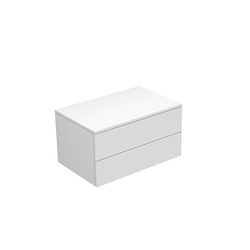 Keuco Edition 400 Sideboard 31742370000   70x19,9x53,5cm, 2 Auszüge, Trüffel/Trüffel