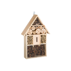 tectake Insektenhotel Insektenhotel aus Holz