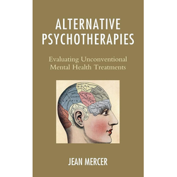 Alternative Psychotherapies als Buch von Jean Mercer