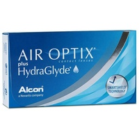 Alcon Air Optix plus HydraGlyde 6 St. / 8.60 BC / 14.20 DIA / +1.00 DPT