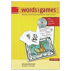 Words and Games. Annette Kaminski  - Buch