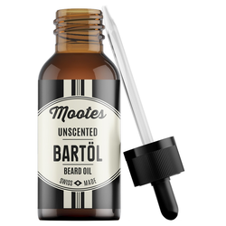 Mootes Bartöl Unscented