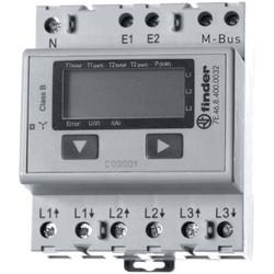 Finder Wirkstromzähler LCD-MBUS-MID 7E.46.8.400.0032