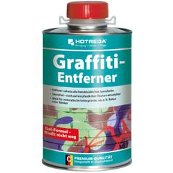 HOTREGA Graffiti-Entferner, zur Entfernung von Spraylacken, 1000 ml - Dose