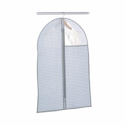 Kleiderschutzhülle, Kleidersäcke, 774457-0 weiß Maße (B/T/H): 90/60/1,5 cm weiß