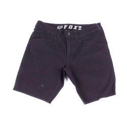 Shorts FOX - Dagger Short Black (001)