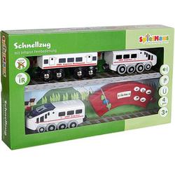 SMH Infrarot Zug mit Wagon