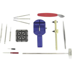 Uhrmacher-Werkzeugsatz 11teilig