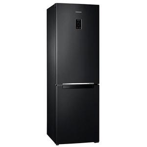 Samsung Schwarz Kühlschrank No Frost 185cm. Kühl- Gefrier Kombination Schwarz