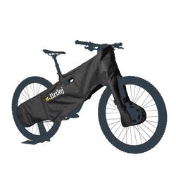 Dirtlej MTB-Transportschutz Bike Wrap Schwarz