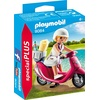 Playmobil Special Plus Strand-Girl mit Roller 9084