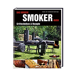 Das große Smoker-Buch. Karsten T. Aschenbrandt  Rudolf Jaeger  - Buch