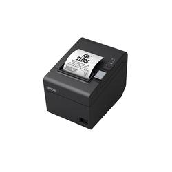 TM-T20III - Bon-Thermodrucker mit Abschneider, 80mm, Druckgeschwindigkeit 250mm/Sek., USB + RS232, schwarz