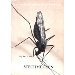 Stechmücken als Buch von Fritz Peus