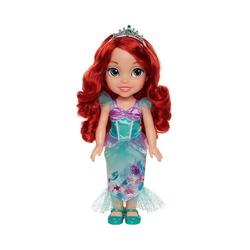 Jakks Pacific Stehpuppe Disney Princess Arielle Puppe, 35 cm