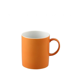Kaffeebecher orange Rosenthal