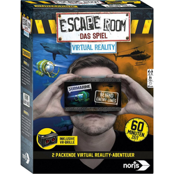 Noris Spiel, Escape Room Virtual Reality Brille