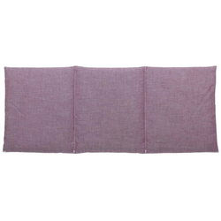 herbalind Wärmekissen 3 Kammer Wärmekissen mit Lavendel, aubergine 4500, (1-tlg) lila