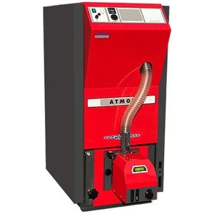 Atmos PX25 Bafa geförderter Pelletkessel | 25 kW