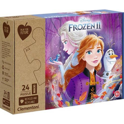 Clementoni Puzzle Maxi Play for Future - Frozen 2 24 Teile 20260