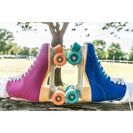 Hudora Roller Disco lila/orange, 35
