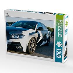 Audi Lege-Größe 64 x 48 cm Foto-Puzzle Bild von Karin Sigwarth Puzzle