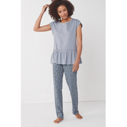 Next Pyjama Pyjama aus Baumwolle (2 tlg) S