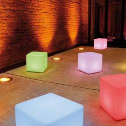 Moree Cube LED Sitzwürfel Pro mit Akku