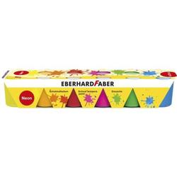 Schulmalfarbe Efacolor Tempera Töpfe 25ml VE=6 Farben neon