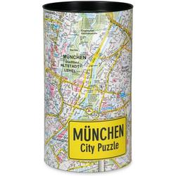 CityPuzzle Puzzle City Puzzle - München Premium Puzzle Erwachsenenpuzzle Spiele Puzzle Städtepuzzle, Puzzleteile