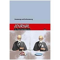 Hemmung und Enthemmung - Buch