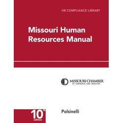 Missouri Human Resources Manual als Taschenbuch von Erin Schilling/ Polsinelli