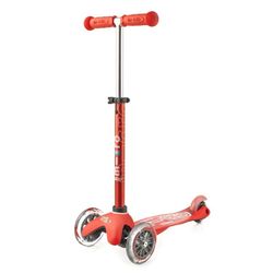 Micro Mini Deluxe Scooter Rot