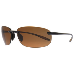 Serengeti Nuvola 7316 6515 Shiny Brown Sonnenbrille