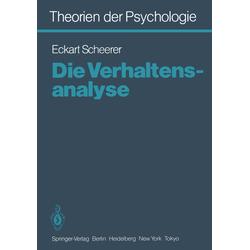 Theorien der Psychologie als Buch von Eckart Scheerer/ E. Scheerer