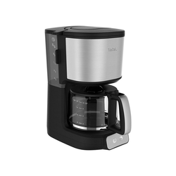 Tefal Filterkaffeemaschine CM4708 Kaffeemaschine Element schwarz/Edelstahl