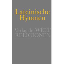 Lateinische Hymnen als Buch von