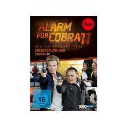 Alarm für Cobra 11 - Die Autobahnpolizei Staffel 40 DVD