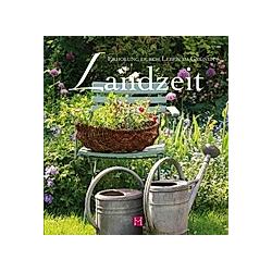 Landzeit - Buch