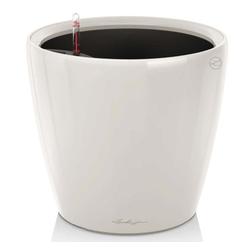 Lechuza® Blumentopf LECHUZA Blumentopf Classico 35 LS Komplett-Set Hochglanz Weiß 16060 weiß