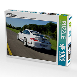 Porsche GT3RS 4,0 Lege-Größe 64 x 48 cm Foto-Puzzle Bild von Stefan Bau Puzzle