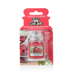 YANKEE CANDLE Car Jar Ultimate RED RASPBERRY Autoduft
