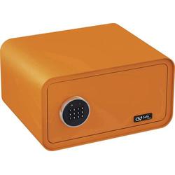 Olymp Tresor GOSafe 200 mit Code, orange