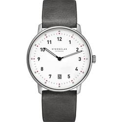 STERNGLAS Sternglas Herren-Uhren Analog Quarz One Size Leder 87951308