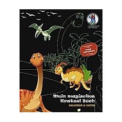 Mein magisches Kratzel Buch